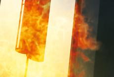 Brandschutzglas