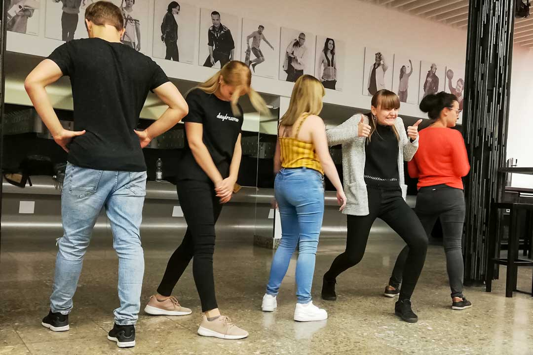 Theaterworkshop - Emotionstraining