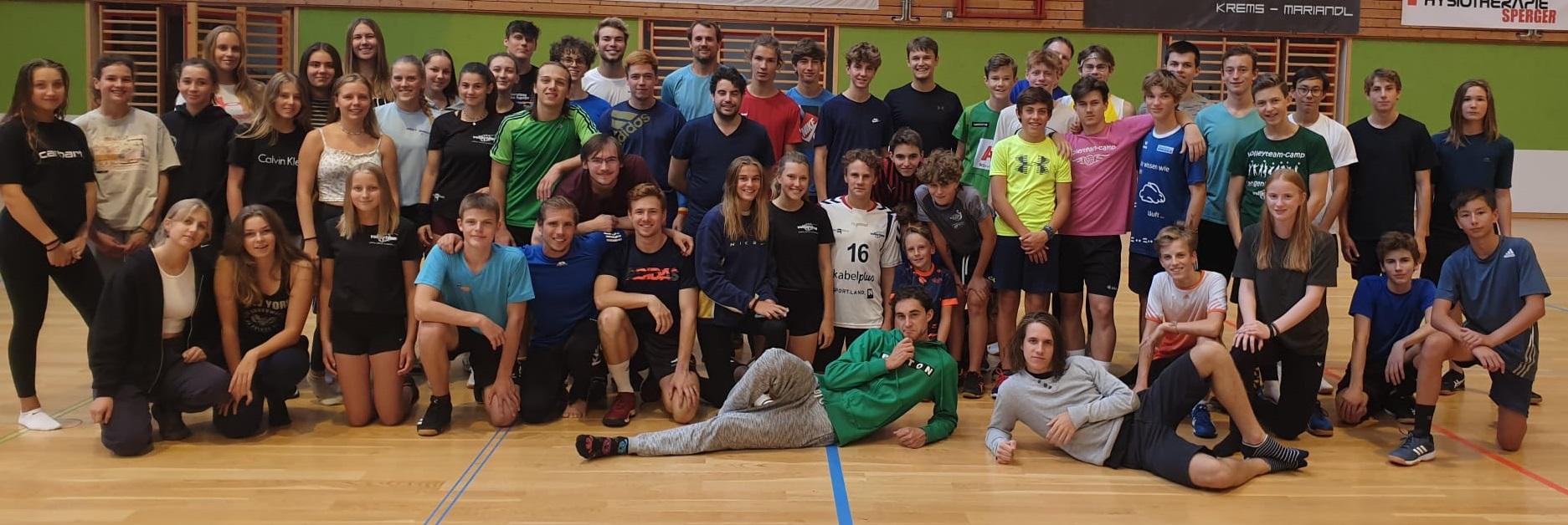 Volleyballcamp 2021