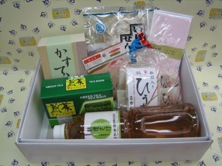 『ありえんボックス』の一例【¥3,000-セット】