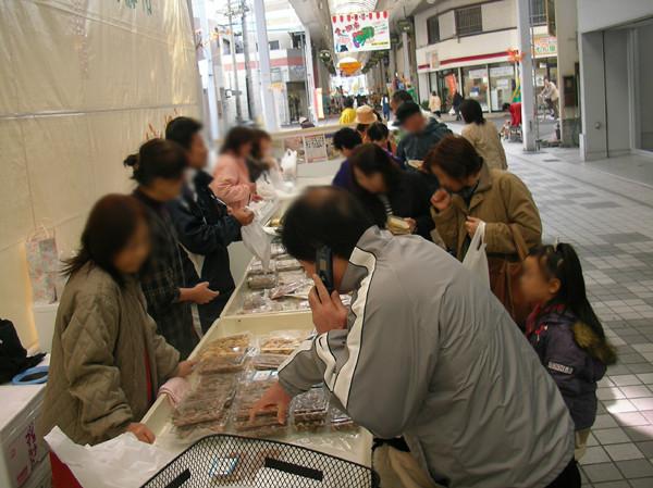 地元、川之江漁協の協力もあり、