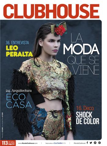 MUNDO CLUBHOUSE Magazine (PRINTED)
