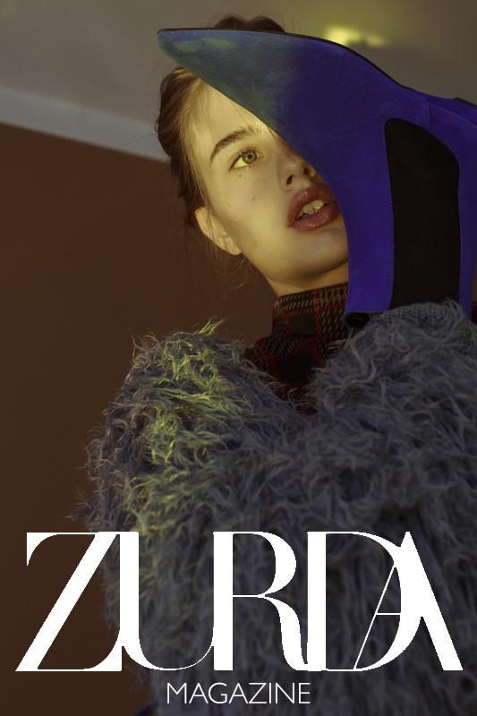 ZURDA MAGAZINE 5CM TO LOVE