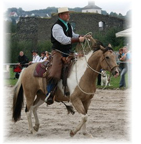 Vaquero-Roping, Klaus Wetzel
