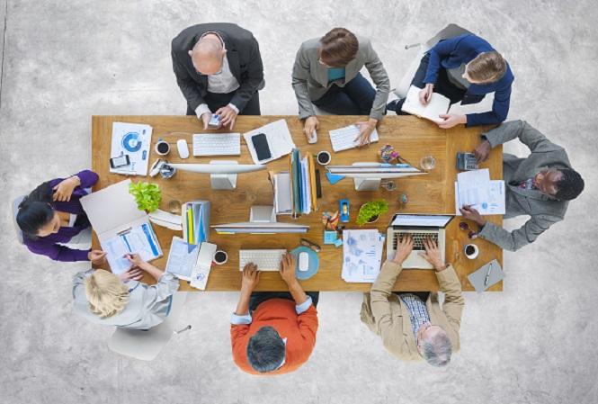samenwerken netwerken team collega's beter efficient effectief