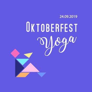 Oktoberfest Yoga