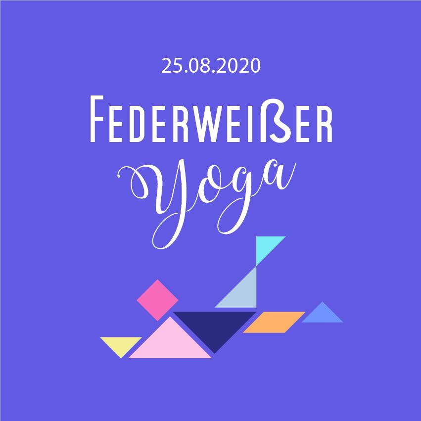 Federweißer Yoga