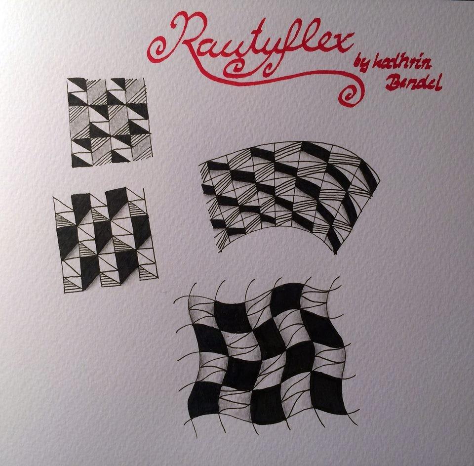 Rautyflex-Variationen von Nadia Münster