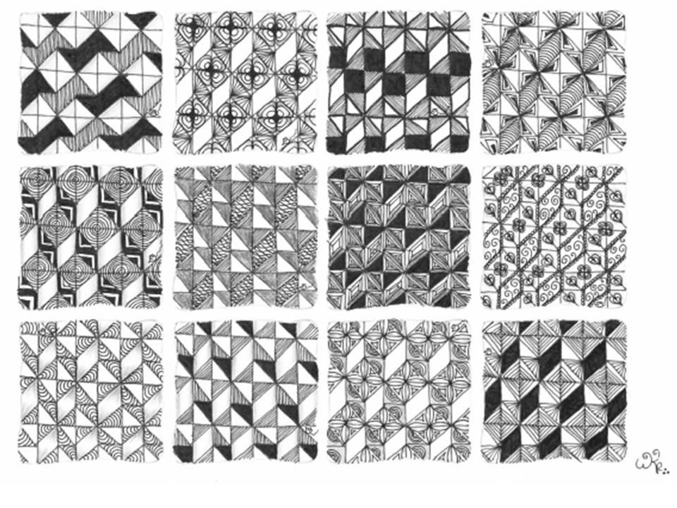 Rautyflex in vielen verschiedenen Varianten von Wiebke Krämer-Roggemann