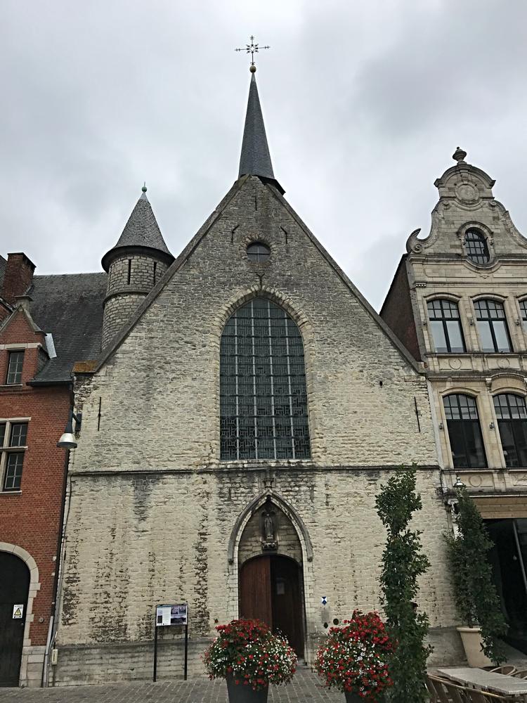 Grote Markt St Jacobs - kapel