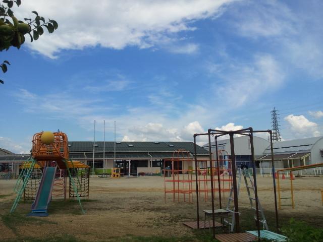 野洲市立 北野幼稚園    900M