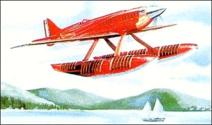 L'eccellenza aerea italiana degli anni 30': l'idrovolante MC72 che detenne il record di velocità in volo