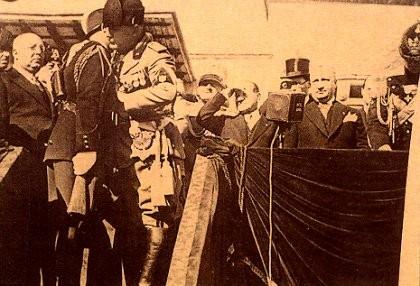 Arturo Bocchini, fedele di Mussolini e capo dell'O.V.R.A.