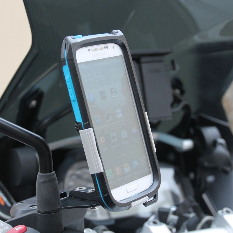 smartphone halter bmw r1200gs lc lc adventure. Black Bedroom Furniture Sets. Home Design Ideas