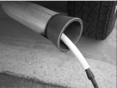 Abgasanlage prüfen