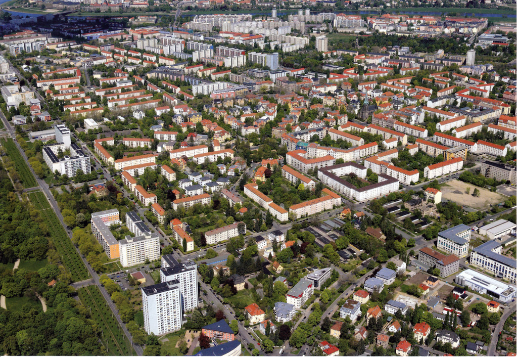 Dresden - Strießen dieser Tage
