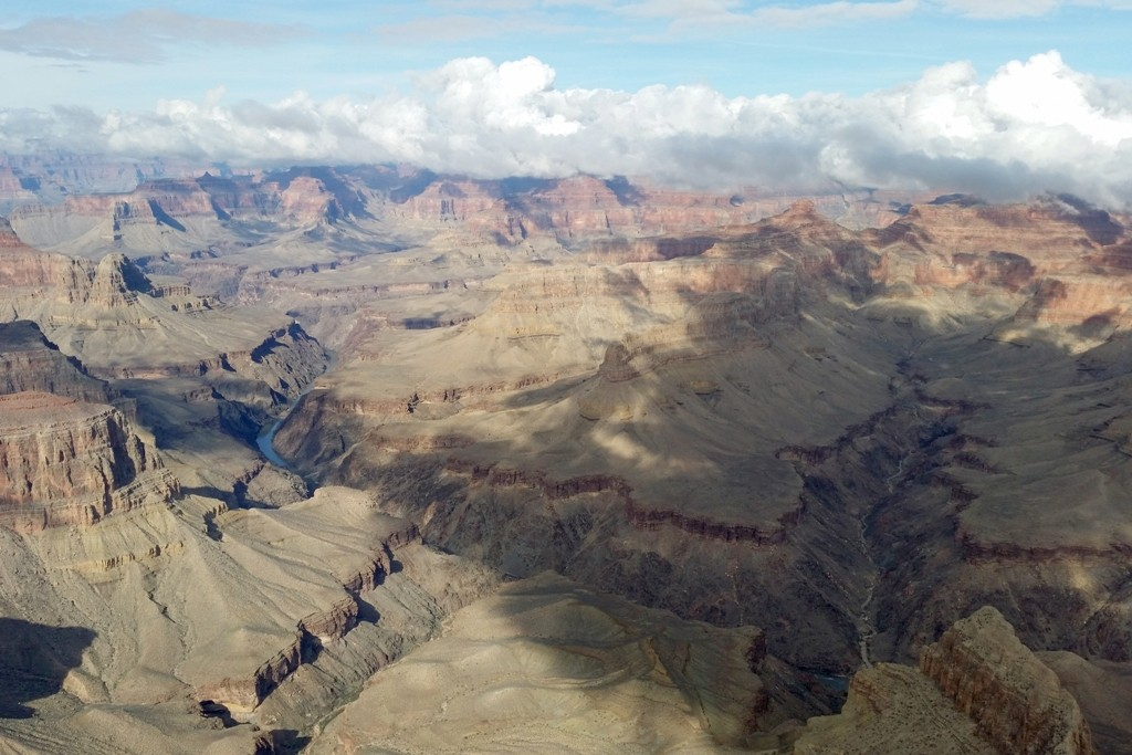 Alles hat ein Ende, so auch unser Besuch am Grand Canyon, es war überwältigend, was unsere Augen sehen konnten!