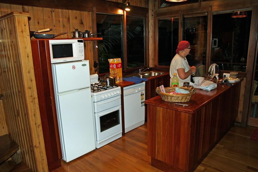 Die Küche!