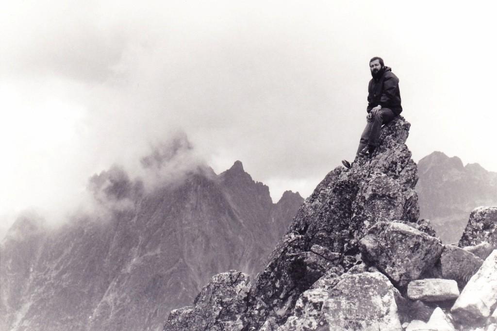 In der Hohen Tatra 1984