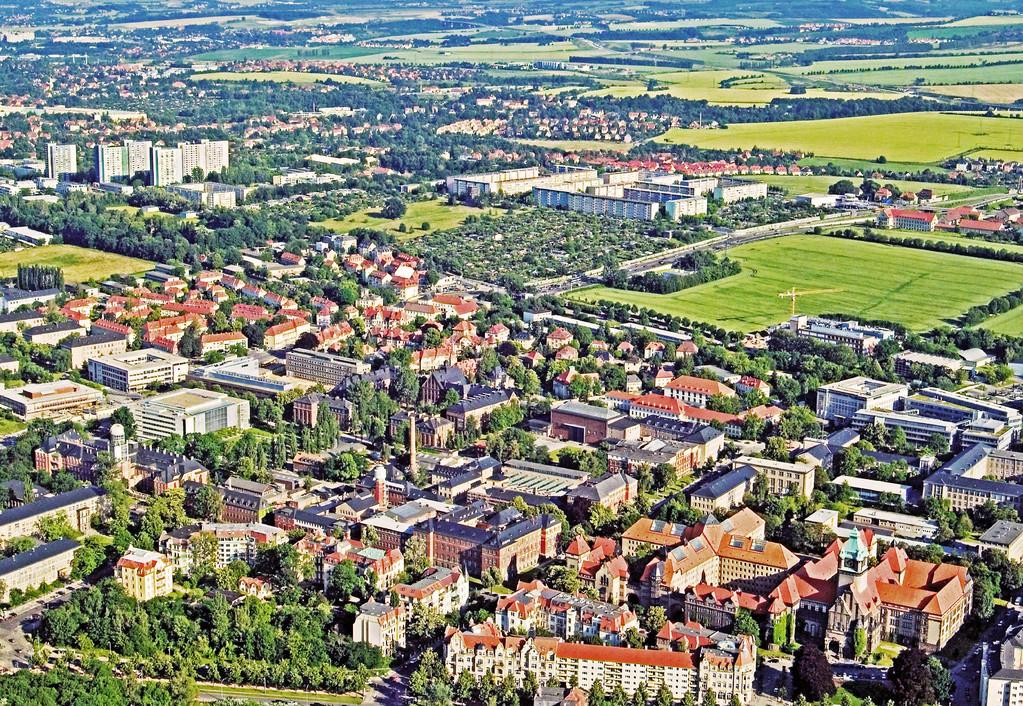 Dresden - Südvorstadt dieser Tage
