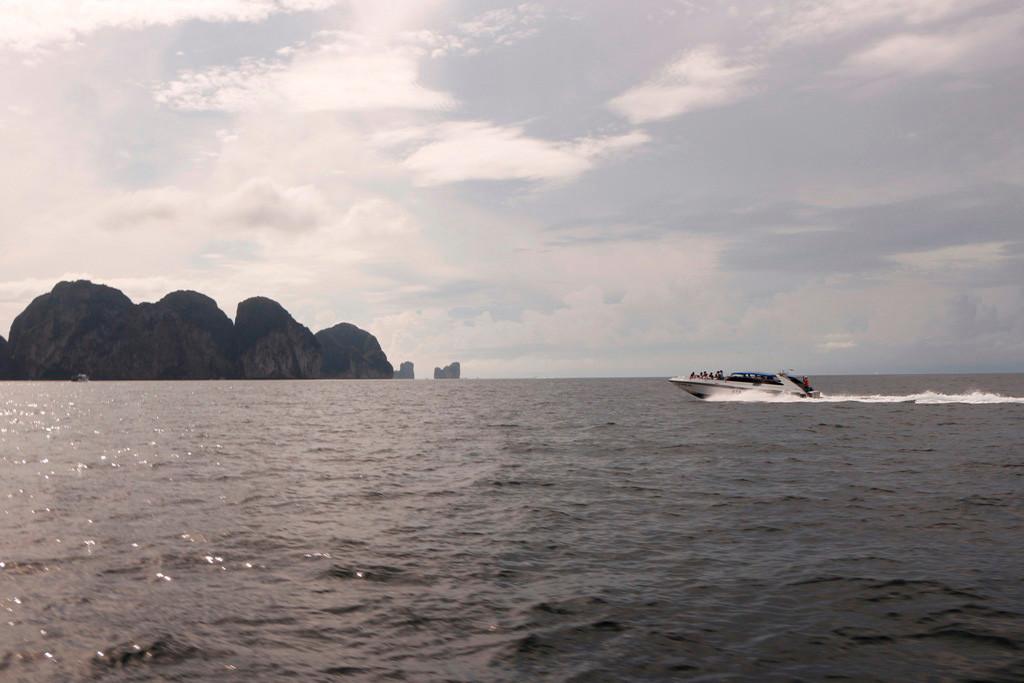 Die Adamanen See wird offenen und das Wetter zum Glück etwas freundlicher!