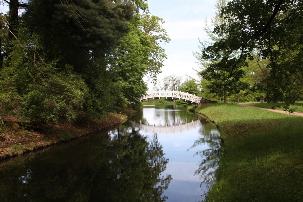 """Die """"Weiße Brücke"""" wurde 1772 erbaut (Andrea Palladios)"""