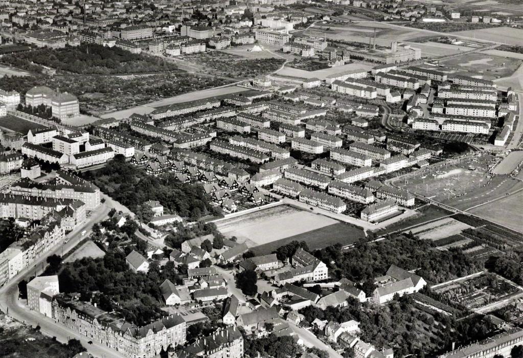 Dresden - Gruna um 1928