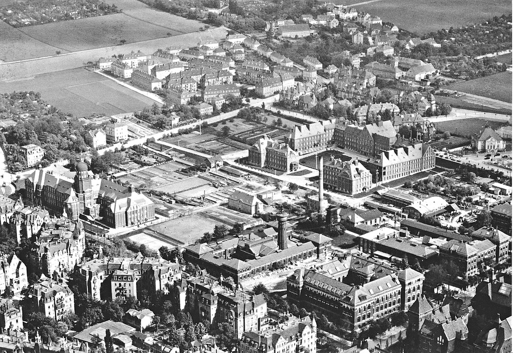 Dresden - Südvorstadt um 1926