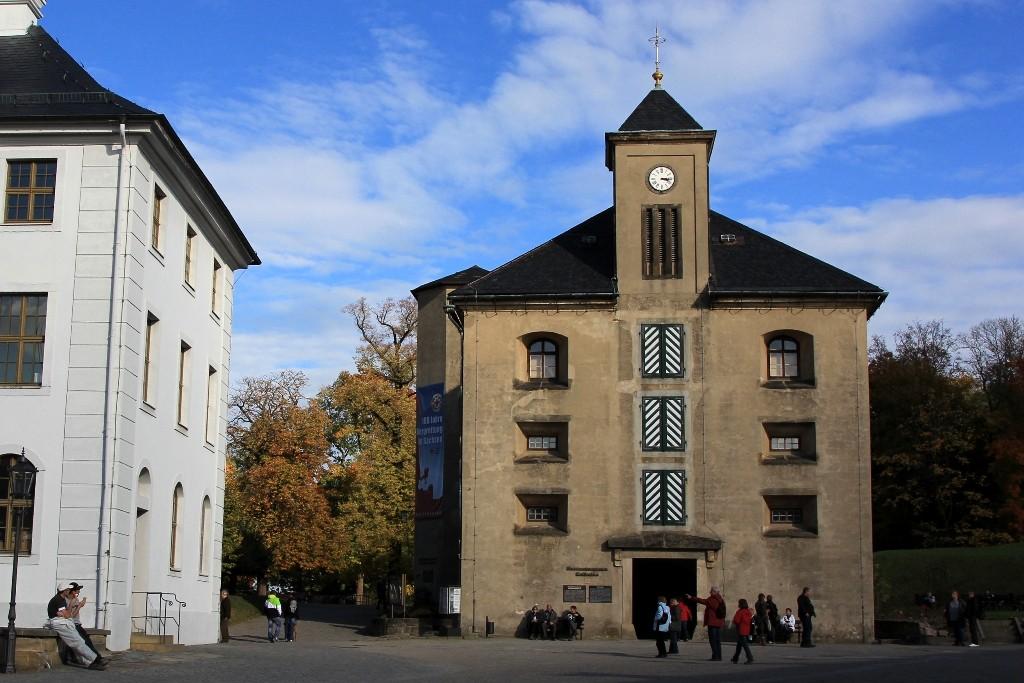 Das Proviantmagazin oder auch die Magdalenenburg