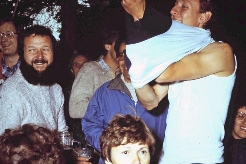 Hüttenarbeitstag 1988