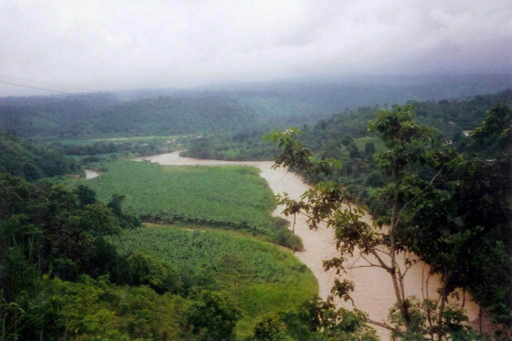 Der Rio Canar bei La Puntilla