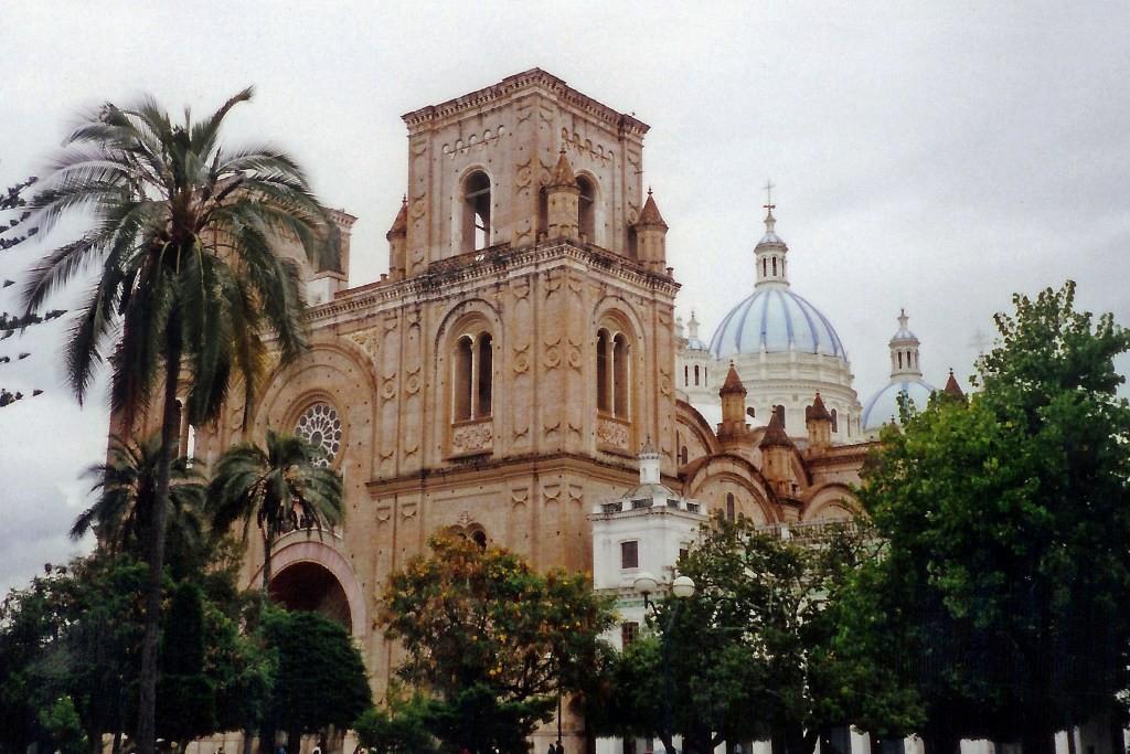 Catedral de la Inmaculada Consepción in Cuenca