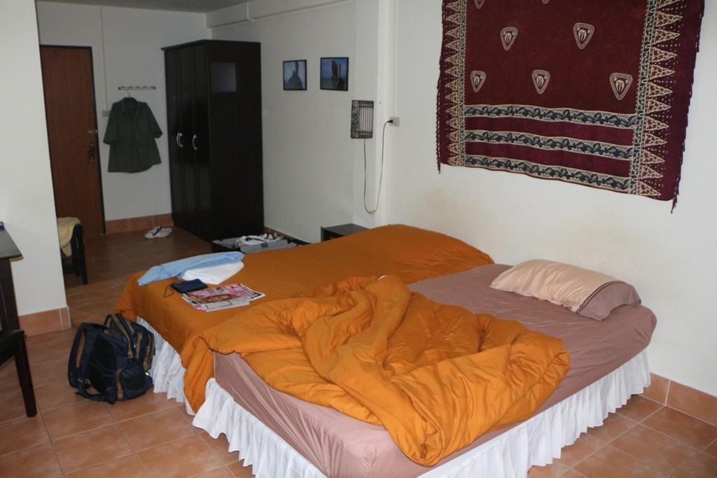 Mein (unser) Bett, Udo fehlt ja hier und ich kann mich aaaalen!