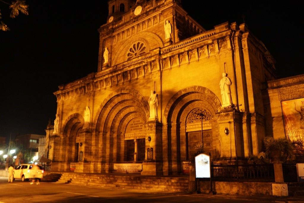 Cathedral Casa Manila im Stadtteil Intramuros