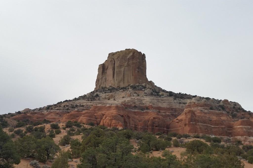 Wild Horse Trap Mesa