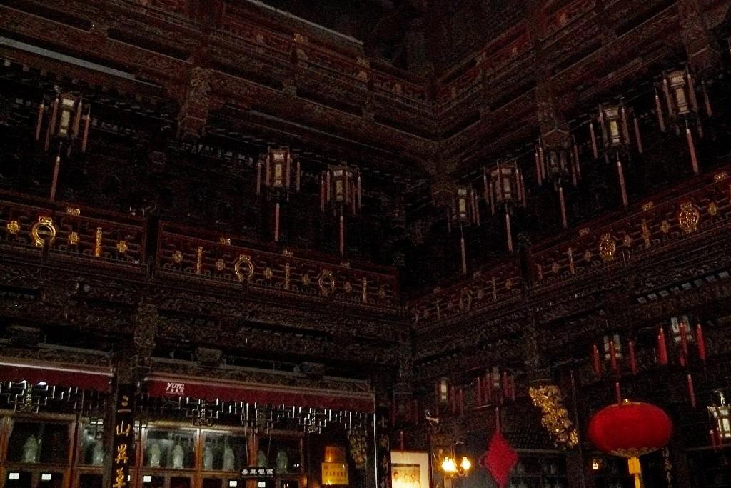 Die wohl berühmtesten Apotheke Chinas Hu-Qingyu in Hangzhou