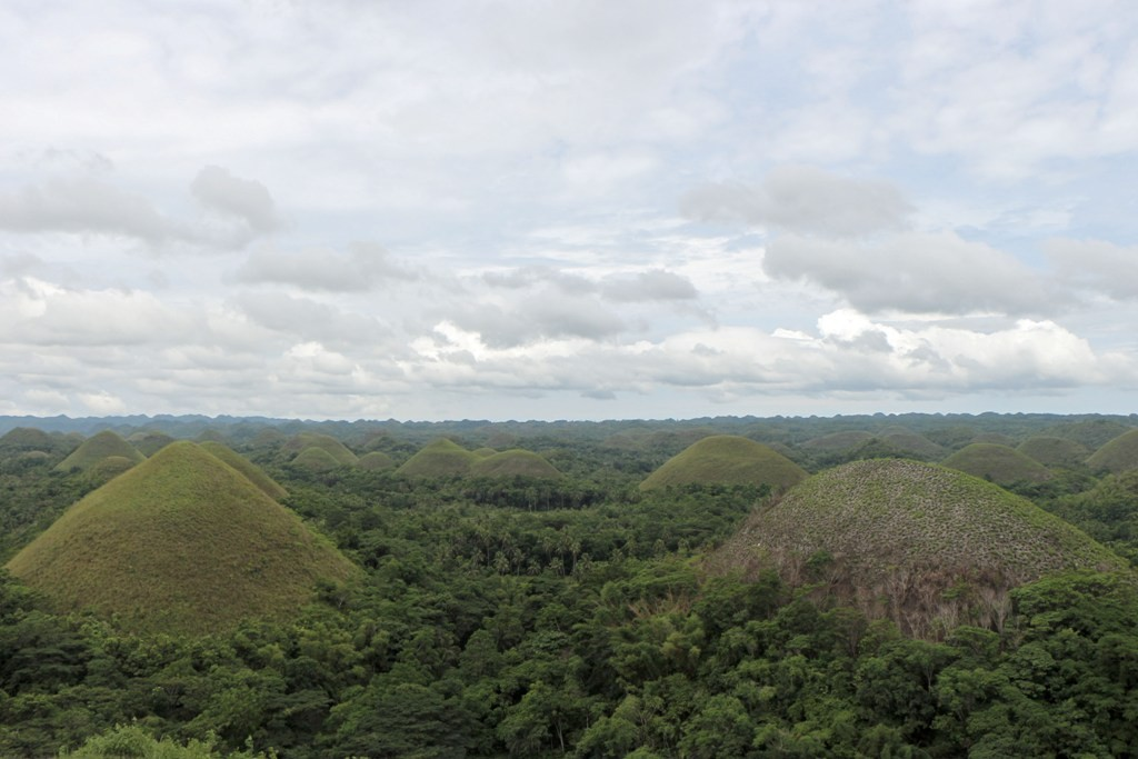 Fotografische Impressionen von den Chocolate Hills