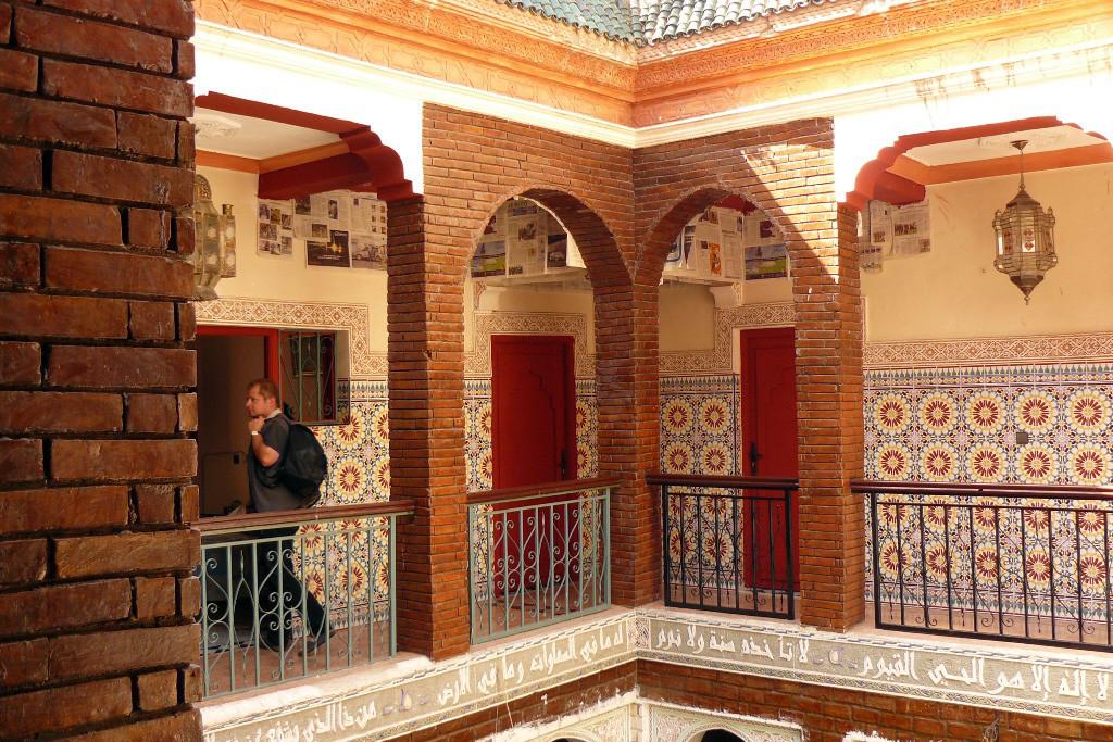 ...doch im Inneren des Hotels Rial Fantasia entpuppte unsere Wahl als angenehm und exotisch