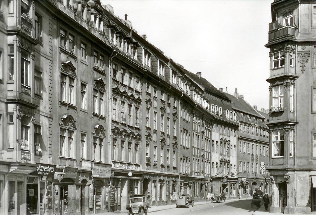 Dresden - Große Meißner Gasse