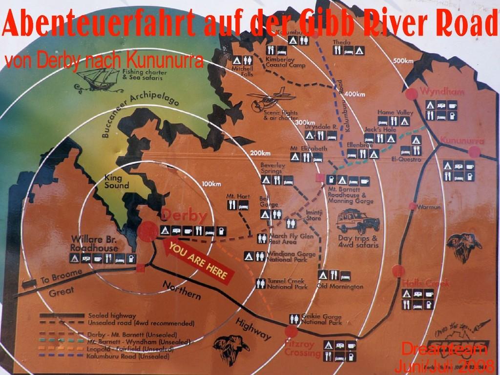 Unsere große Abenteuerfahrt GRR beginnt am 31.07. und hält uns sieben Tage im Bann!