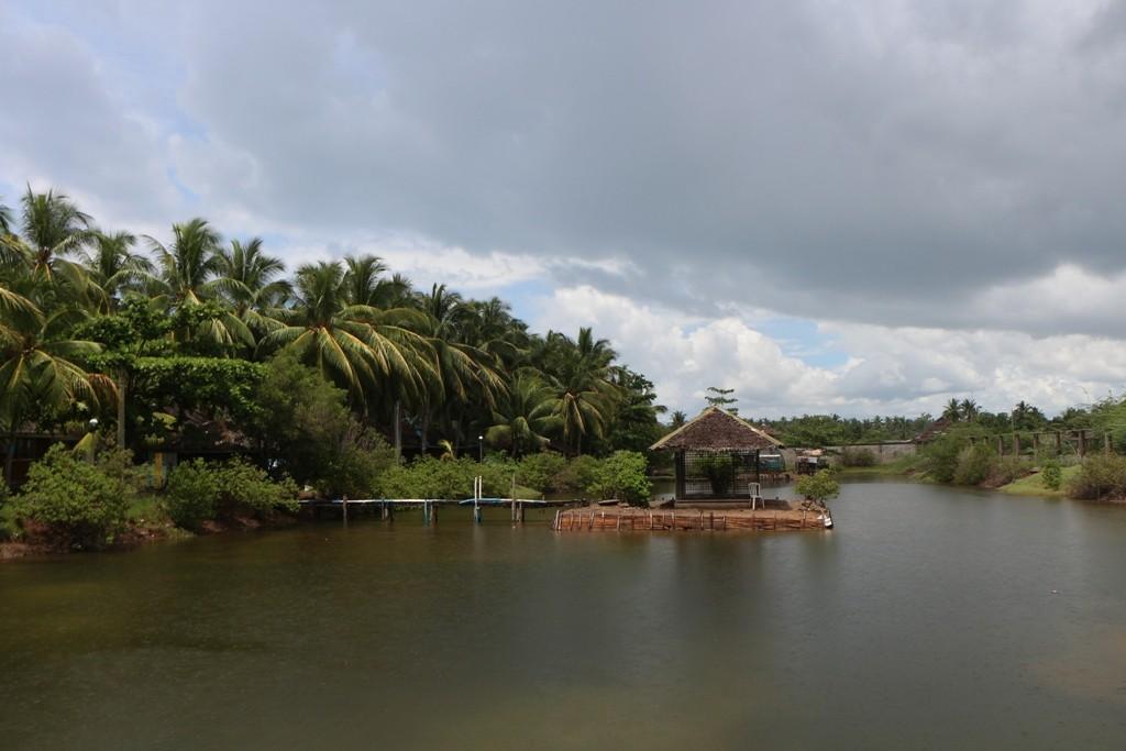 Wir sind im Campuyo Point bei Manjuyod angekommen