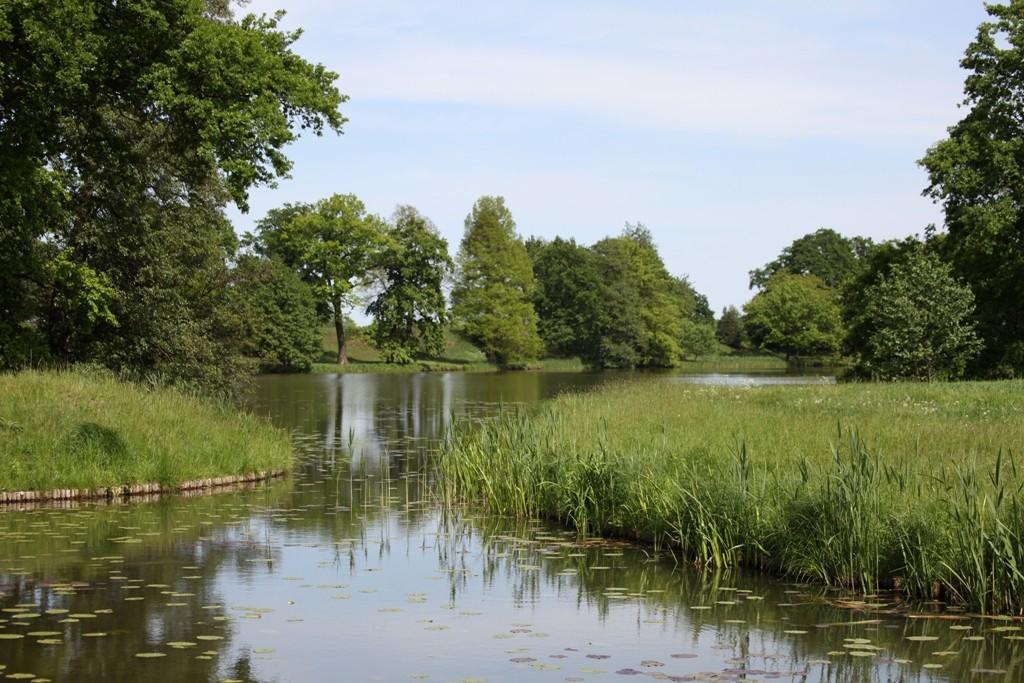 Wörlitzer Kanal und Wasserlandschaft