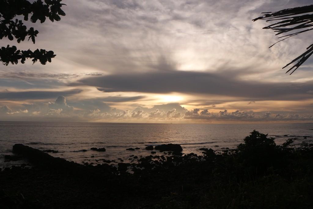 ...trotzdem, auch dieses Panorama hat bei dem Licht, etwas Spezielles!