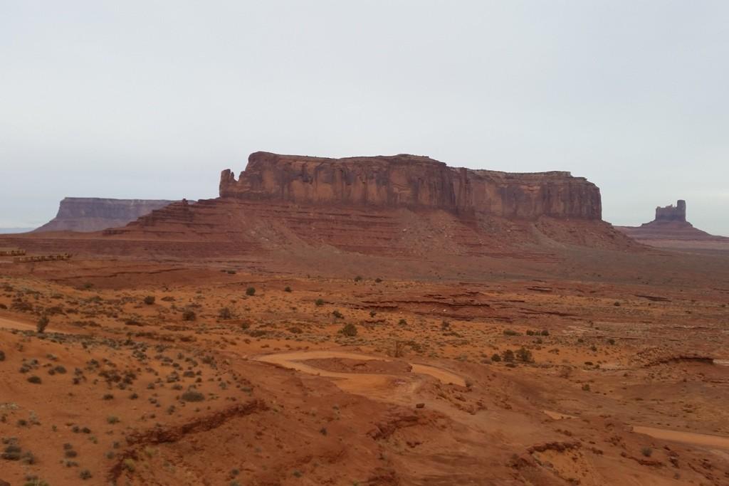 The Sentinel Mesa