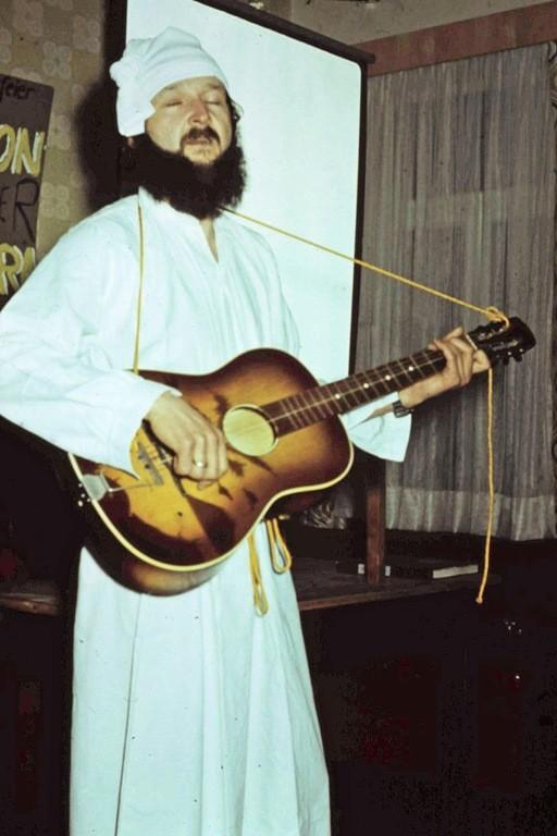 Entertainer beim Stiftungsfest 1980