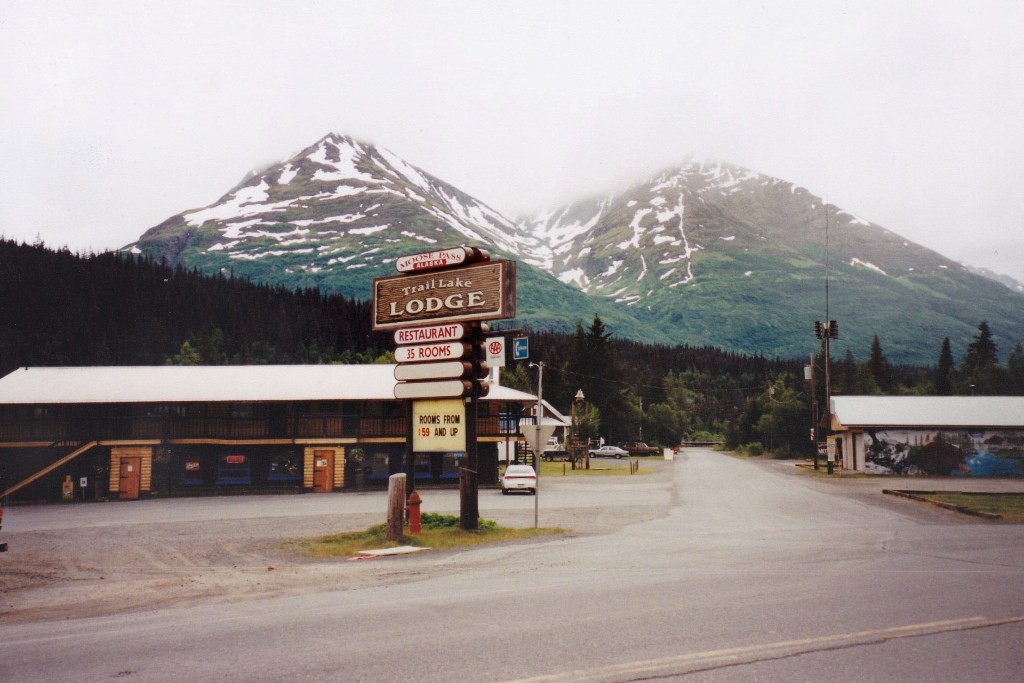 Die Moose Pass Lodge