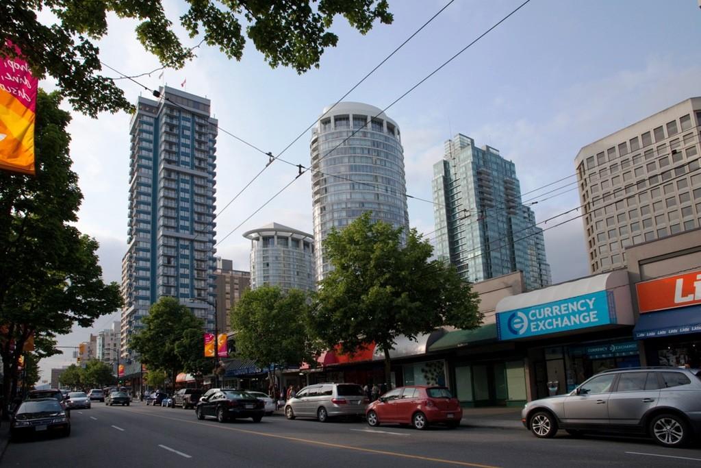 Impressionen aus der Multikulti Metropole Vancouver