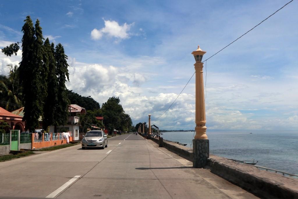 Nach San Rose denkt man, hier hatten noch vor kurzem die Römer beim Straßenbau die Hände im Spiel!