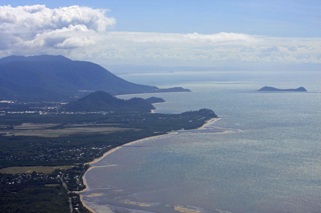 Die Ostküste um Cairns und Teile des Daintree NP!
