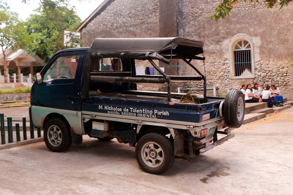 Ein Multifunktionsfahrzeug für alle möglichen Verwendungszwecke!